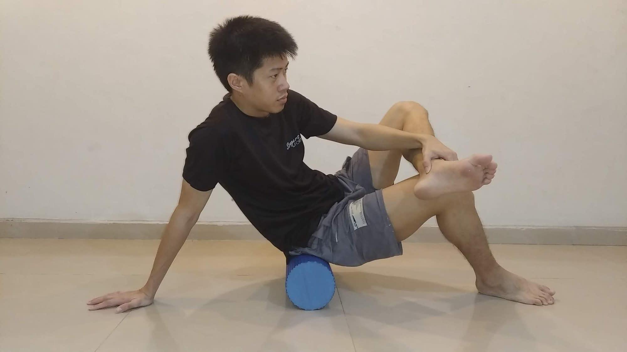 foam roller tan lee guan