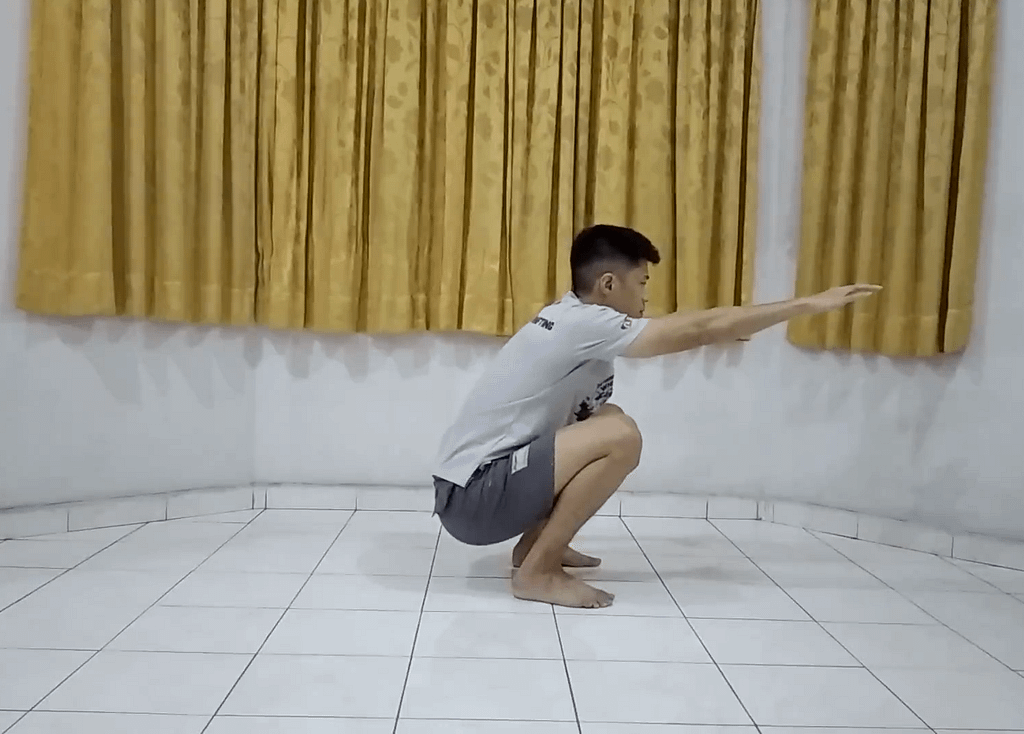 tan lee guan body weight workout routine