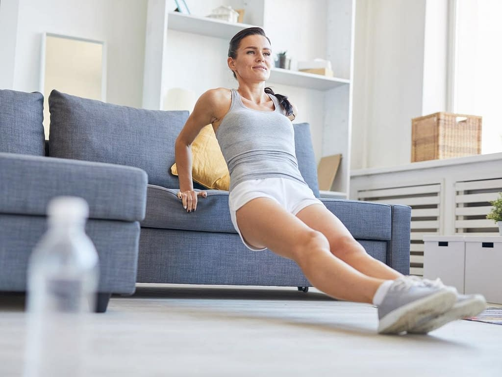 couch exercises to lose weight