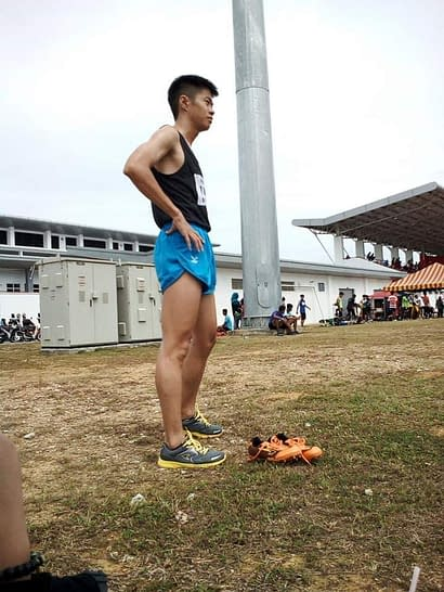 tan lee guan staying motivated to keep running