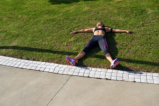 tired runner running tips for beginners
