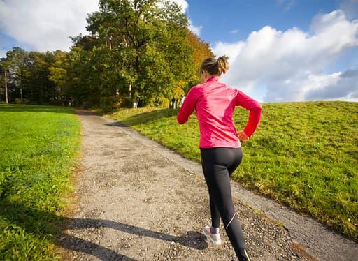 hill run lose weight burn fat