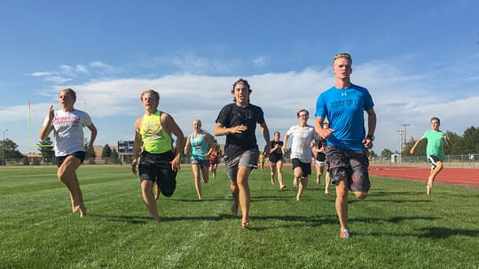 sprint workout