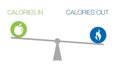 calories in calories out