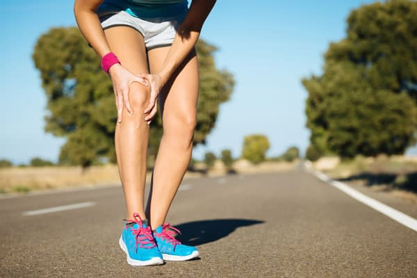 knee pain after running