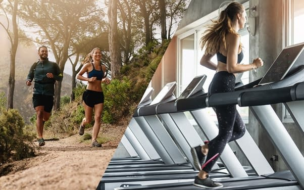 treadmill running vs outside running