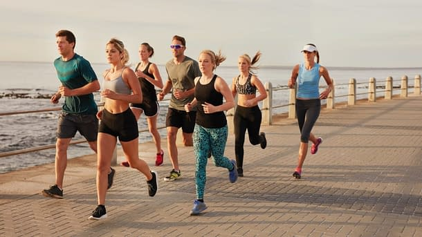 running in group running tips for beginners