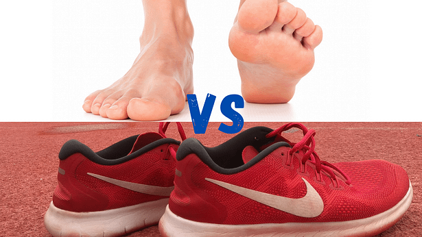 is it necessary to wear shoes while exercising at home