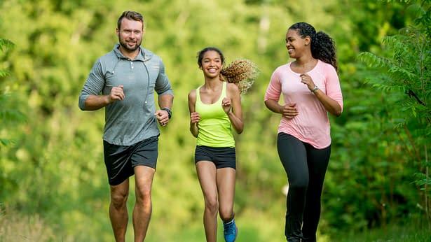 beginner running plan weight loss