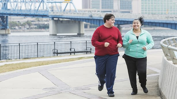 tips to lose weight while running