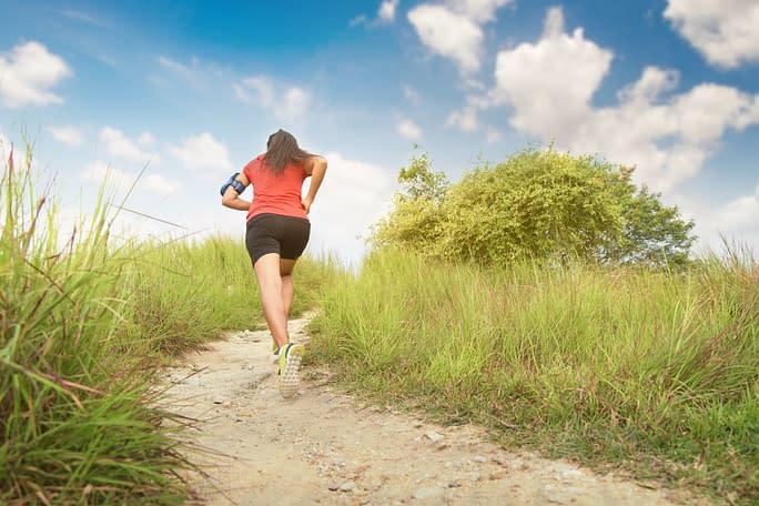 hilly tempo run