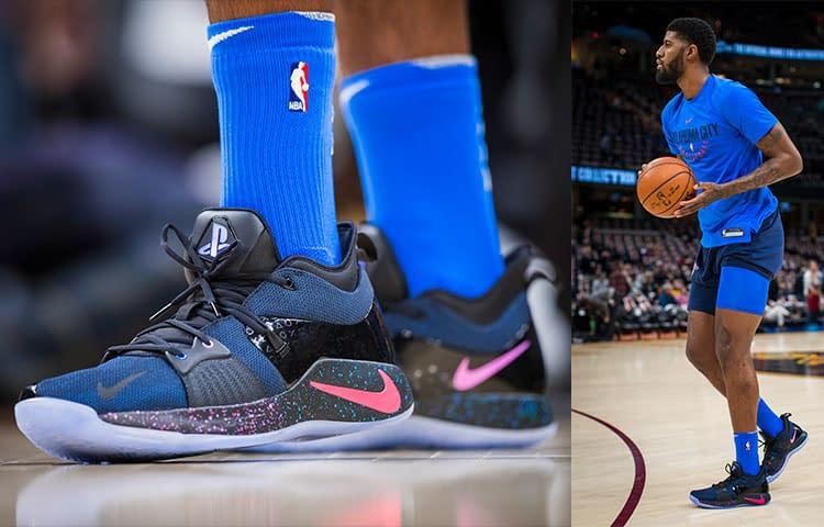 nba player basketball shoes