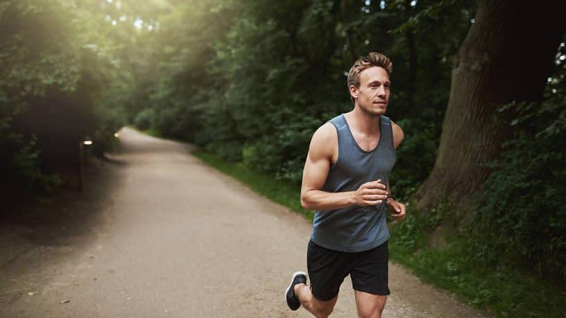 long slow distance run